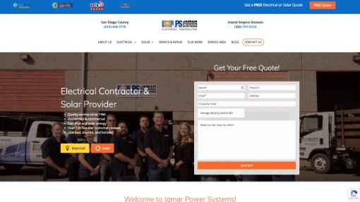Case study - solar contractor marketing