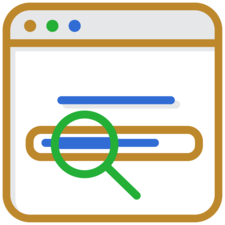 icon - keyword research