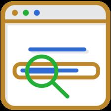 icon - keyword research