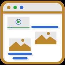 icon - online ads