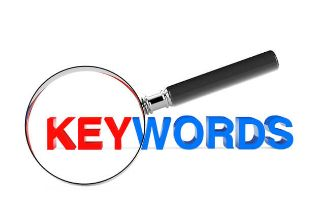keyword research magnifying glass