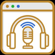 marketing podcast icon