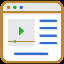 online marketing training icon