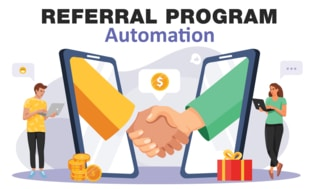 automated referral program for solar contractors