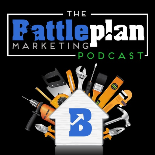 The Battle Plan Marketing Podcast [cover art]