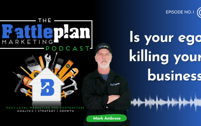 Is Your Ego Killing Your Business?