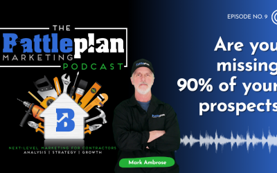 Are you missing 90% of your prospects?