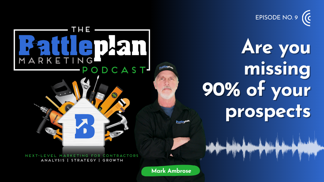 Are you missing 90% of your prospects? Featured image
