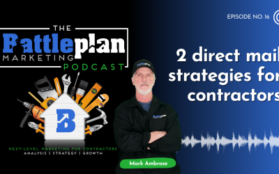 2 direct mail strategies for contractors