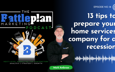 13 tips to prepare your home services company for a recession