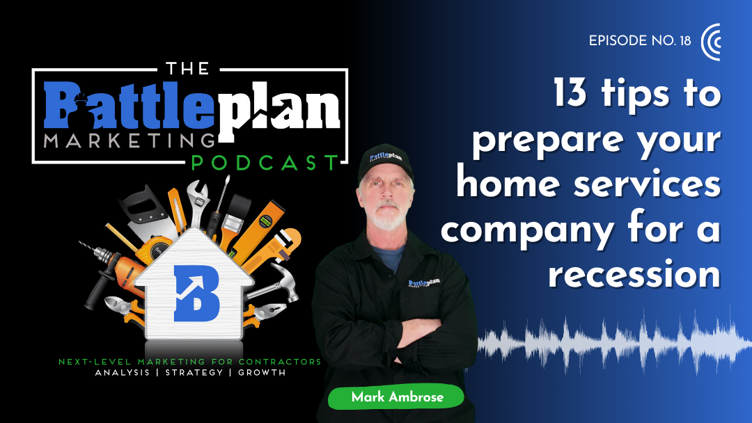 13 tips to prepare your home services company for a recession Featured Image