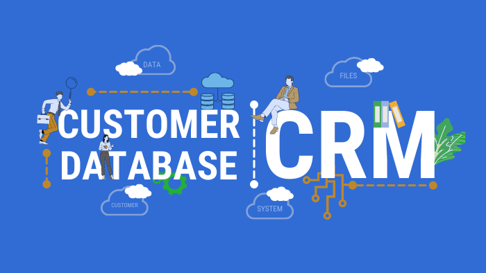 Episode 3 - Why you need a customer database and CRM