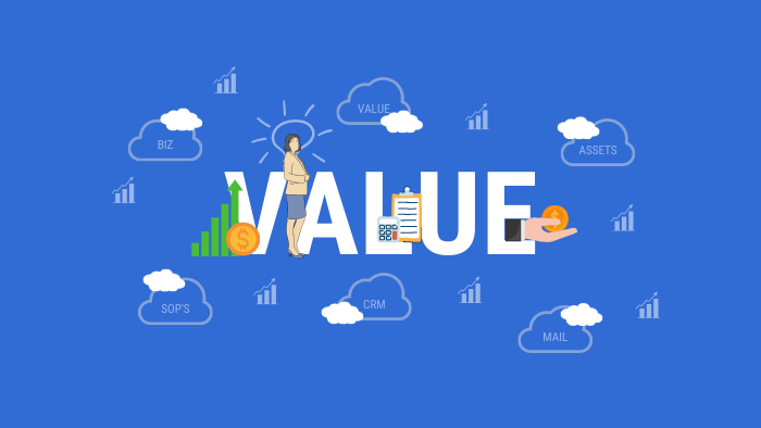 Episode 31 - How to increase the value of a service business