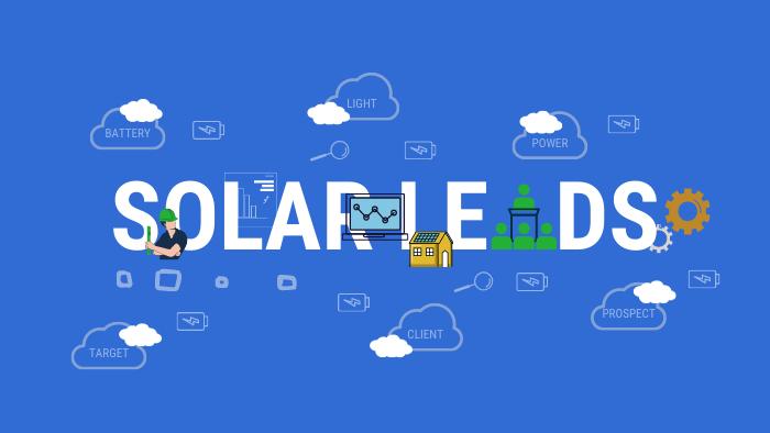Solar leads