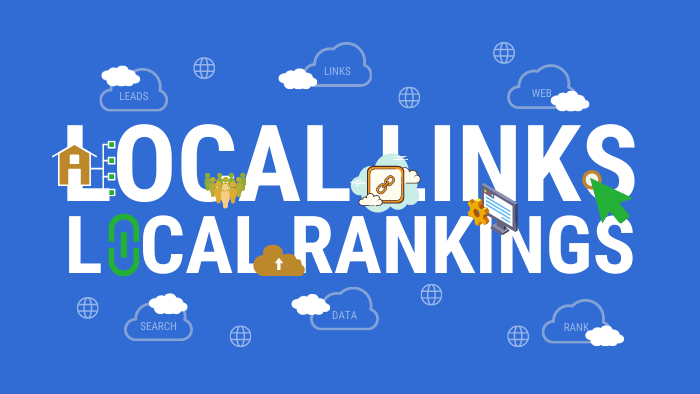 Local Links and Local Rankings
