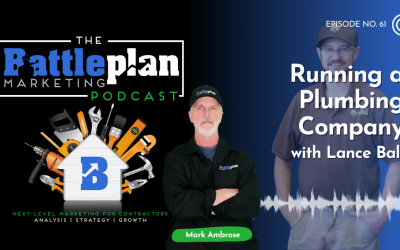 Running A Plumbing Company with Lance Ball