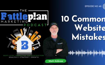 10 Common Website Mistakes