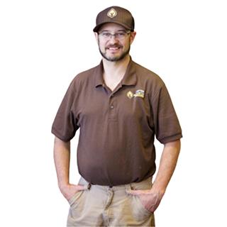 Lance Ball the owner operator of Aspen Mountain Plumbing in Rock Springs Wyoming.