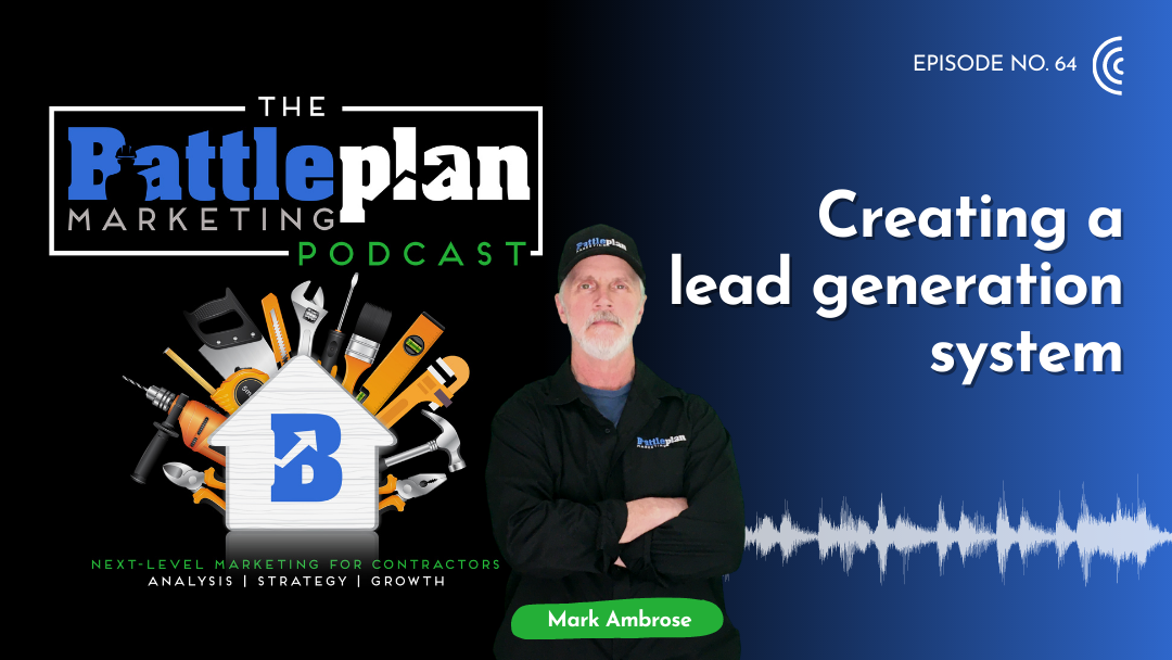 Creating A Lead Generation System For Service Companies